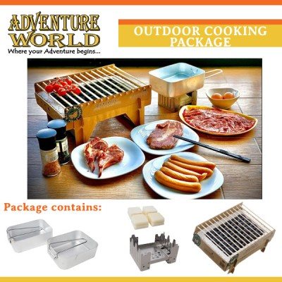 Outdoor Cooking Package